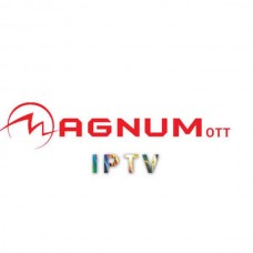 Magnum Ott IPTV Subscription For 12 Months Compatible with most Devices & Systems