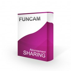 Server Funcam Subscription For 12 Months Compatible with most Devices