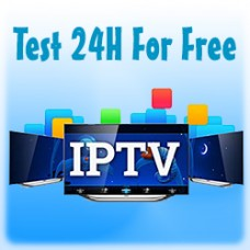 Subscription Test 1day IpTv